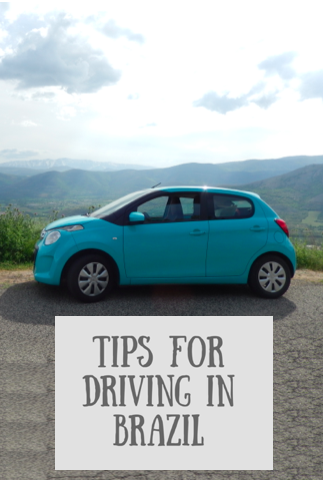 Tips For Driving in Brazil - Footloose Lemon Juice