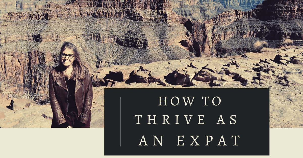 How to thrive as an expat