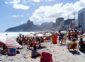 Ipanema Knockout neighbourhood Guides - beach