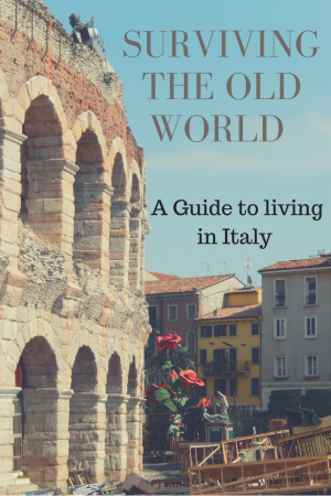 Surviving the Old World -Italy by Footloose Lemon Juice