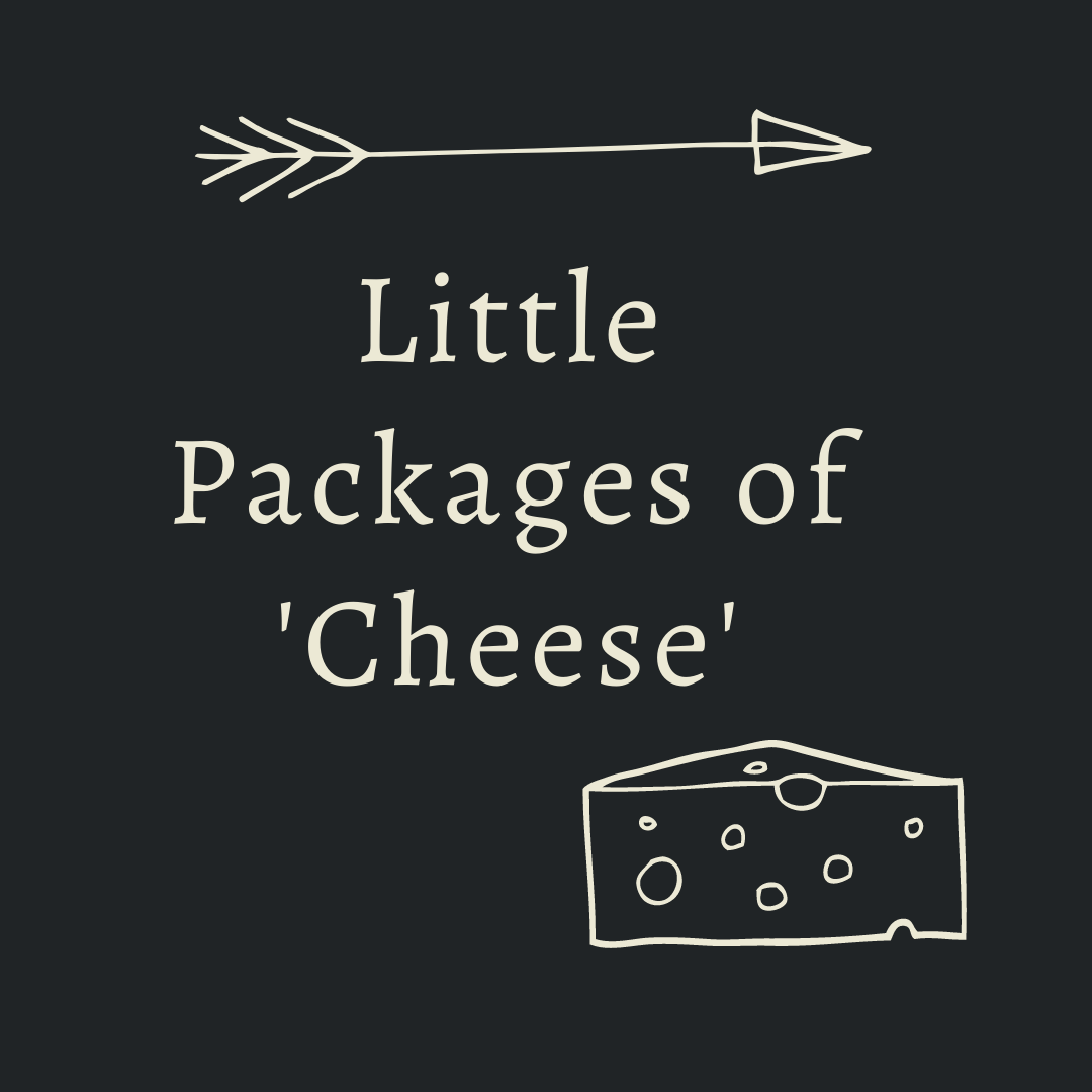 Little Packages of Cheese graphic