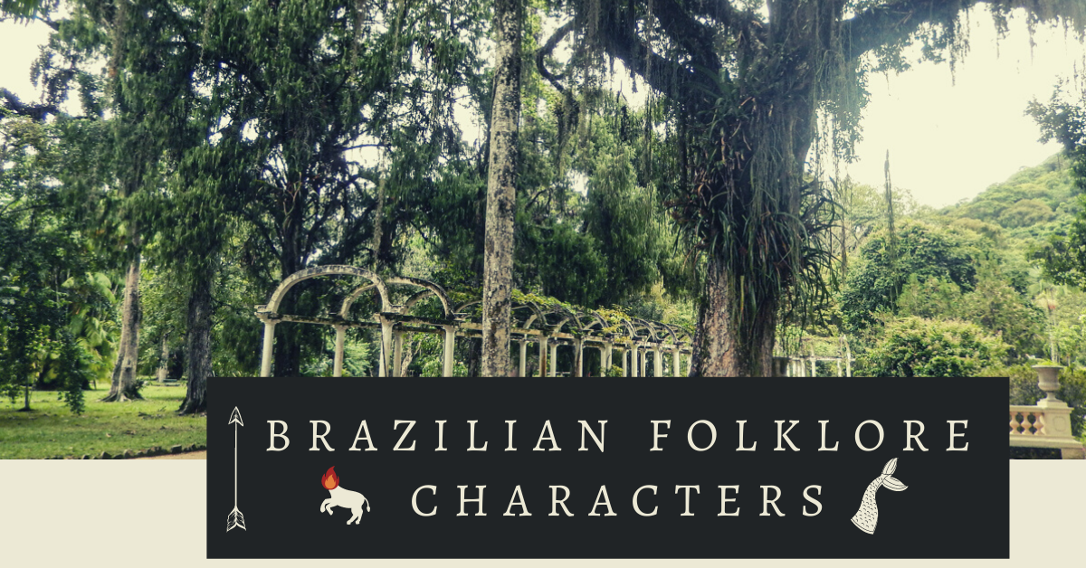 Brazilian Folklore Characters Feature Img